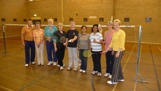 BadmintonThurs21