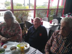 Tom Young 97th Birthday